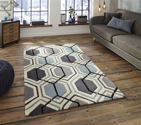 Big Rugs For Bedrooms by Hong Kong Hexagon Rug 100 Acrylic Tufted Large