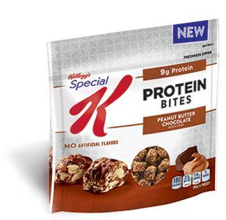 protein bites special k 174 protein bites peanut butter chocolate