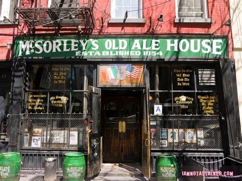 al house mcsorley s old ale house from quot rounders quot iamnotastalker