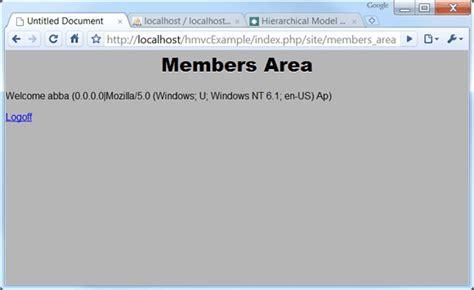 ci hmvc tutorial hmvc an introduction and application
