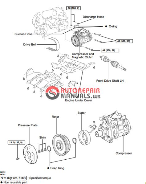 service manual automobile air conditioning repair 2010 toyota 4runner free book repair manuals free download 1998 2007 toyota land cruiser factory repair manuals air conditioning control