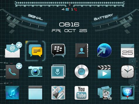 themes for blackberry 9320 os7 animated jarvis theme blackberry theme wallpapers