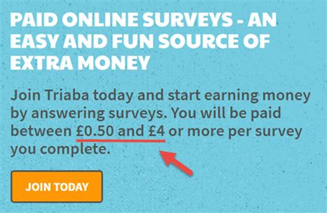 Surveys That Pay Well - triaba review scam or legitimate survey site my room is my office