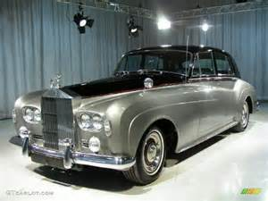 1964 Rolls Royce Silver Cloud 1964 Silver Black Rolls Royce Silver Cloud Iii 13089145