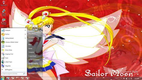 Sailor Moon 1 7 No End sailor moon 1 windows 7 themes by windowsthemes on deviantart