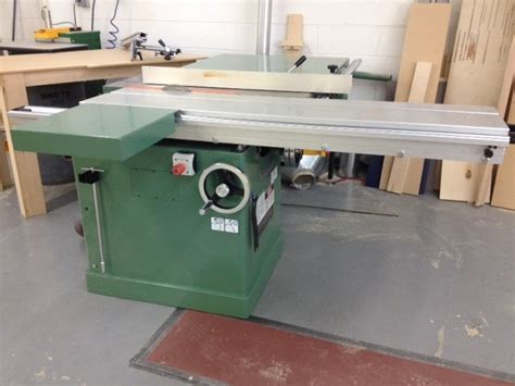 general sliding table saw 60 quot used machine for