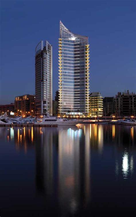 To In Beirut Marina Towers Beirut Lebanon Beirut High Rise E Architect