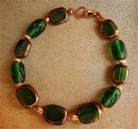 colors that go with copper emerald green and copper bracelet what colors go with