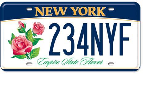Ny Dmv Vanity Plates by Organizations New York State Dmv