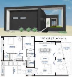 Contemporary Home Floor Plans 25 Best Small Modern House Plans Ideas On Pinterest