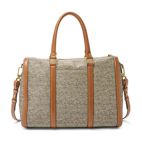 Tas Fossil Kendall Satchel kendall large satchel fossil