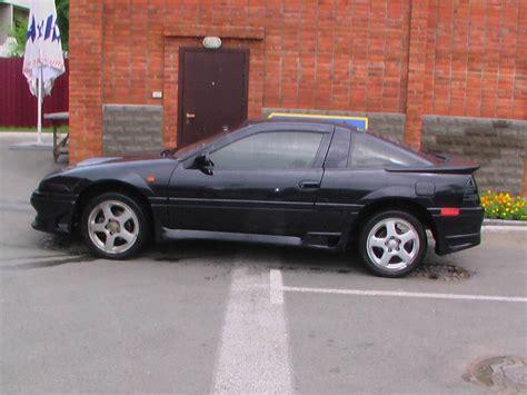 1991 Mitsubishi Eclipse Pictures 2000cc Gasoline Ff