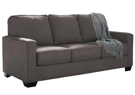 ivan smith sleeper sofa ivan smith zeb charcoal sofa sleeper