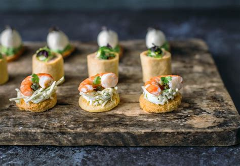 canape violet personal chef food photo gallery