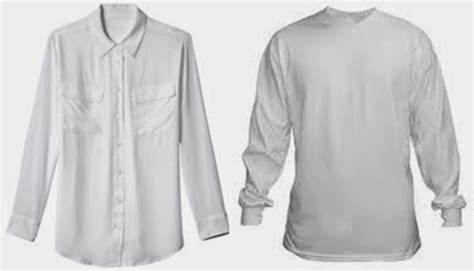 Bangku Pendek Bentuk Kancing Putih model baju kemeja untuk orang gemuk 2015