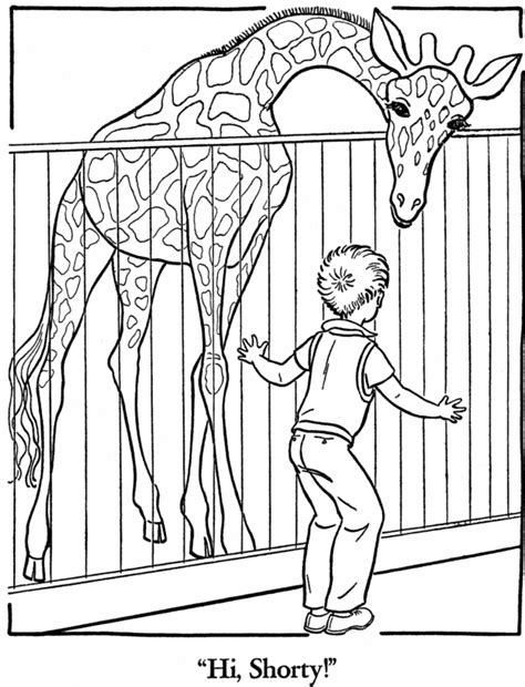 free coloring page zoo free coloring pages of zoo