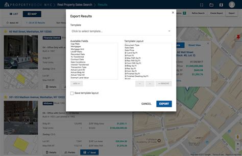 Property Records Nyc Propertybook Nyc The Leading Comparable Sales And Property Data Platform