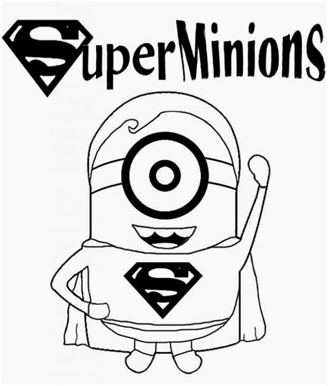 minion pictures to color minions drawings free coloring pages printable