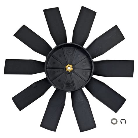 12 inch fan flex a lite automotive 12 inch replacement fan blade