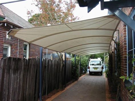 car port awning outrigger awnings carport driveways and landscape