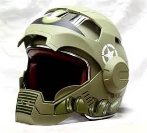 decoration pour casque de moto masei un casque moto au look d iron