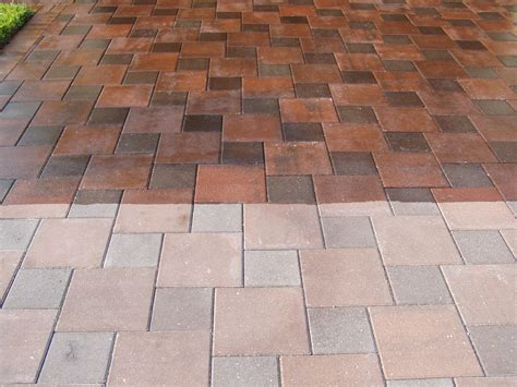 Paver Patio Sealer To Seal Your Pavers Or Not To Seal Paver Search