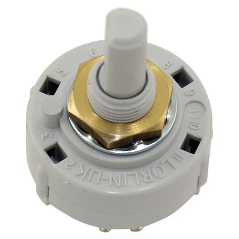 Rotary Switch by Hi Rel Adjustable Rotary Switch 2 Pole 2 6 Position