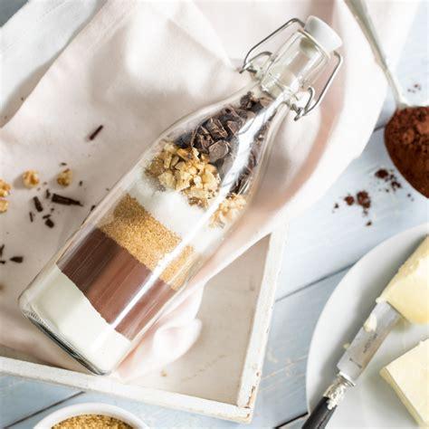 brownie mischung im glas rezepte suchen