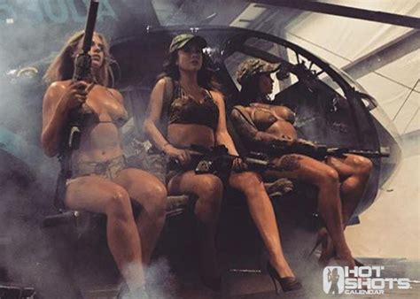 hot shots calendar 2017 hot shots calendar 2017 pre order news popular airsoft