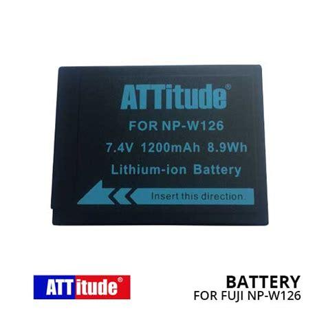 Batere Kamera harga baterai np w126 untuk kamera fujifilm finepix dan
