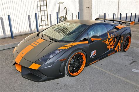 Lamborghini Bremssattel Aufkleber by Heffner Turbo Lamborghini Gallardo Im Neuen Kleid