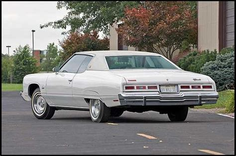 American Chevrolet Cadillac by 1974 Quot Spirit Of America Quot Chevy Impala Coupe Http