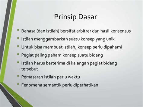 Prinsip Dan Dasar Manajemen Pemasaran Umum Dan Farmasi Moh Anief terminologi dan neologisme bahasa indonesia