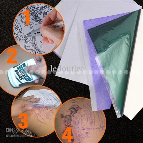 tattoo transfer paper wikihow best tattoo stencil paper photos 2017 blue maize