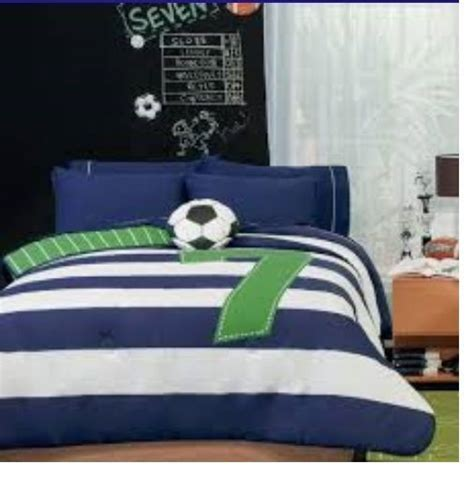 soccer bedding 1000 images about kids bedrooms on pinterest twin