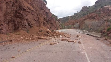 Current Traffic On Pch - another rock slide occurs on pch canyon news