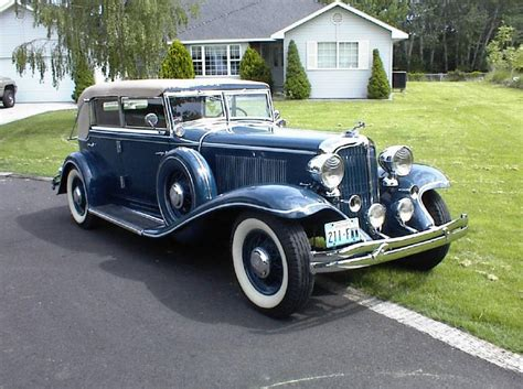 1932 chrysler imperial for sale 1932 chrysler ch imperial convertible sedan