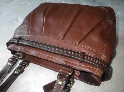 Rur20225 Tas Fashion Import Tote Lv Brown new coach htons tobacco brown leather carryall tote bag purse satchel wow ebay