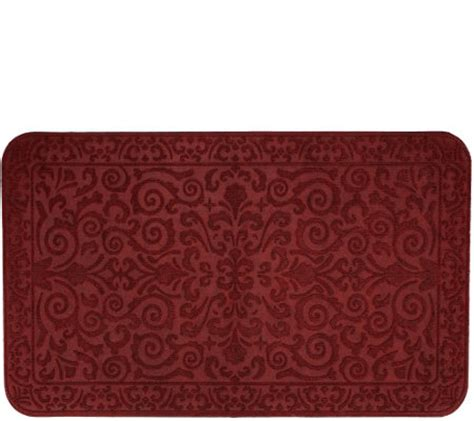 don aslett rugs don aslett s 27 quot x 45 quot grimestopper indoor and outdoor mat v33599 qvc