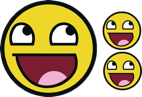 awesome happy smiley face decal chan  meme jdm ebay