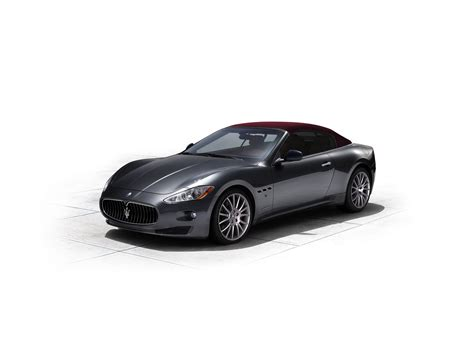 Maserati Prices The 2010 Granturismo Convertible At