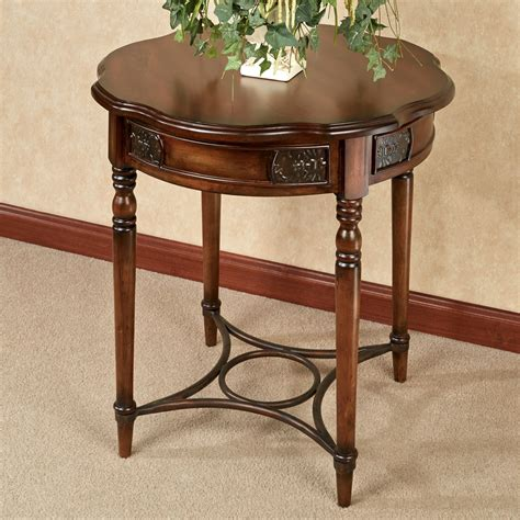 accent tables round marianne round accent table