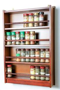 Kitchen Spice Rack Ideas by 17 Creative Spice Rack Designs That Your Kitchen Lacks