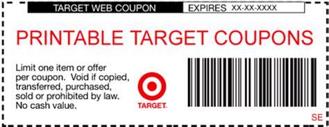 target furniture coupons target february coupons printable coupons
