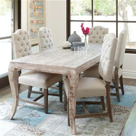 Grey Dining Room Table Grey Finish Dining Room Table Rustic Dining Room Houston By Zin Home