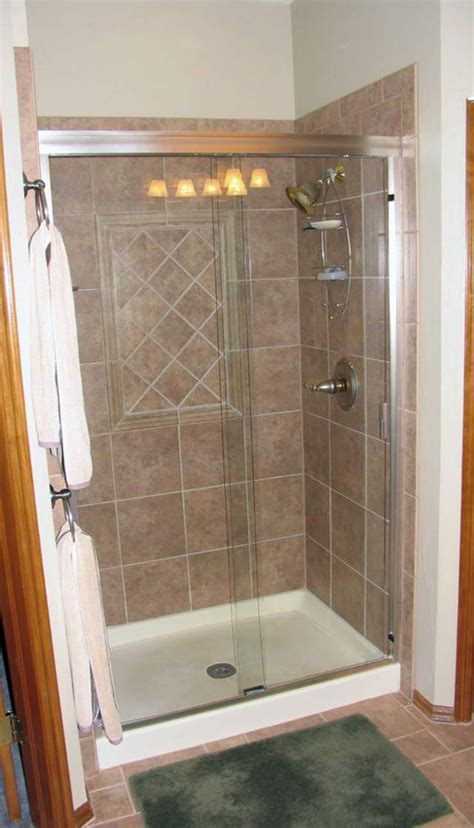 Bathroom Shower Stalls Prefab Shower Stall Lowes Bathrooms Prefab Small Showers And Basements