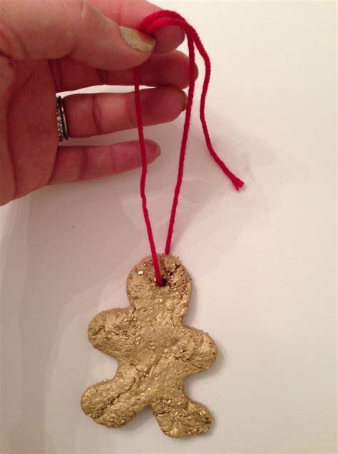 homemade salt dough ornaments recipe  lovely day