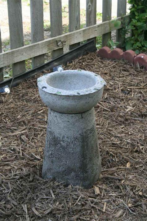 fontana da giardino fai da te arredamento giardino e decorazioni fai da te in calcestruzzo