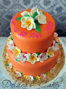 delana s cakes hawaiian 21st cake