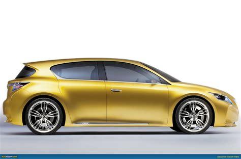 lexus lf ausmotive com 187 lexus lf ch concept revealed